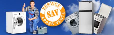 Réparateur électromenager à Mayenne, Ernée, La Baconnière, Le Bourgneuf la Foret ou St ouen des toits (53)